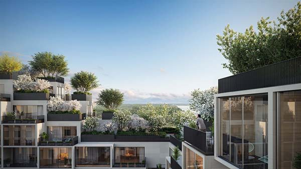 Architect Stefano Boeri ontwerpt zijn eerste Belgische gebouw