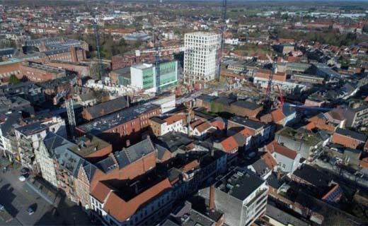 Studienamiddag over stedelijke verweving op 31 januari