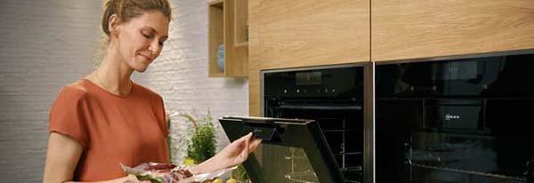 Neff Greeploze oven voor greeploze keuken