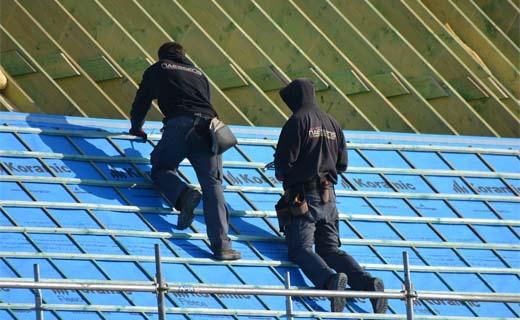 Het belang van dak beveiliging