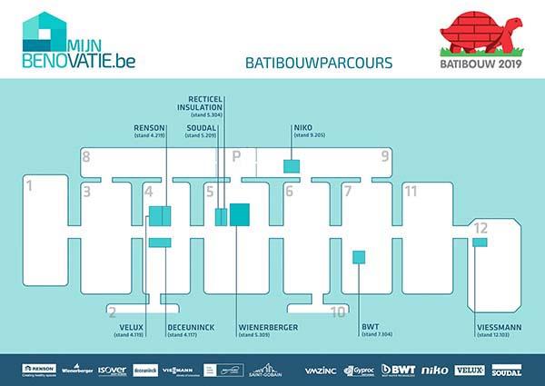 Jouw ideale BENOvatieparcours op Batibouw