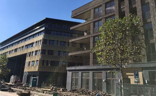 399 nieuwe appartementen opgeleverd in Utrecht