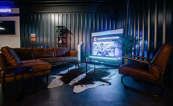 Wijnegem opent 240 m² groot walhalla voor mannen