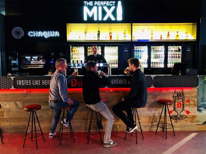 The Hub - Wijnegem opent 240 m² groot walhalla voor mannen