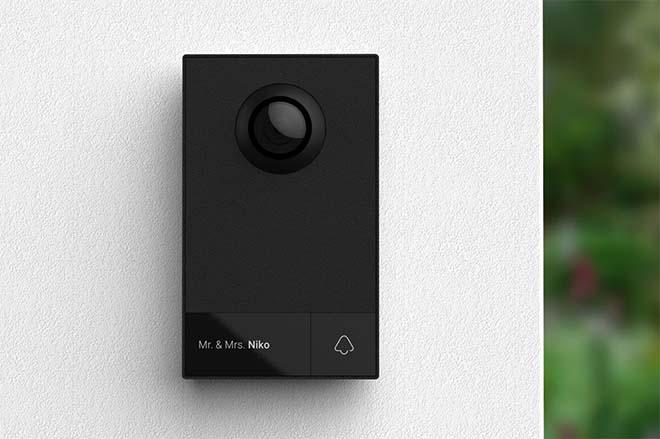 Niko: overschakelen op digitale videofonie wordt fluitje van een cent