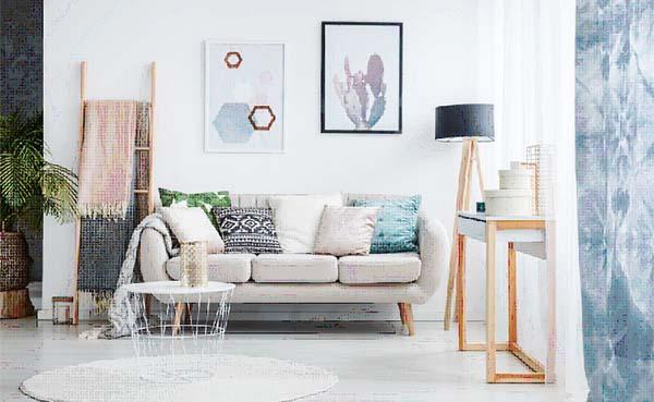 5 tips om je woonkamer een make-over te geven