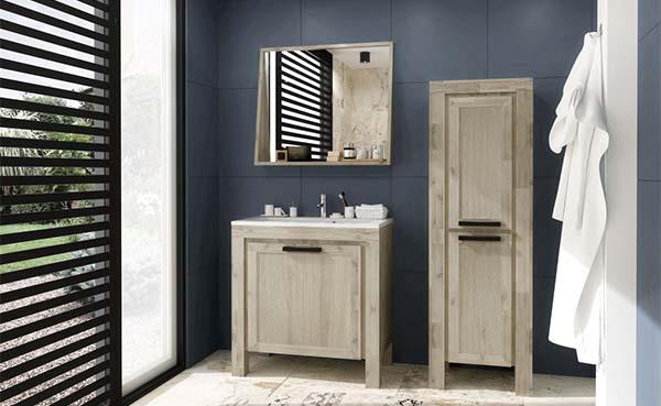 Handige Indeling Badkamer : Allibert brengt de natuur naar je badkamer tijdens batibouw