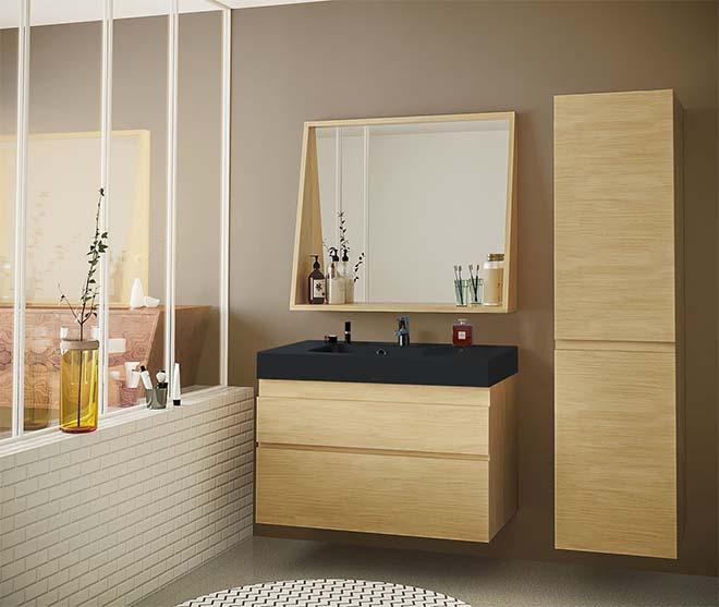 Allibert brengt de natuur naar je badkamer tijdens Batibouw