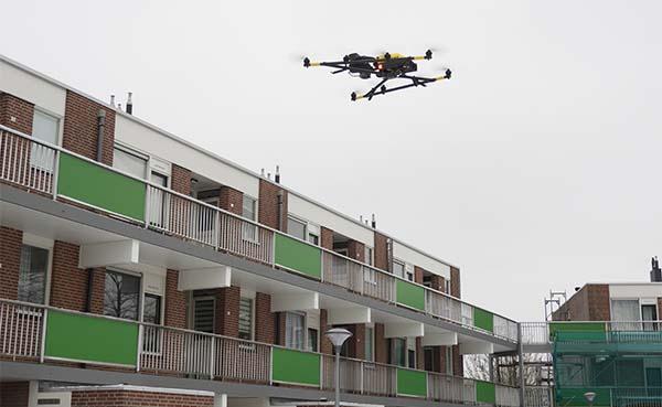 Primeur-in-Nederland-Woninginspecties-met-drones