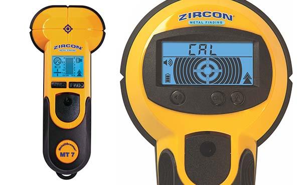 Zircon introduceert twee nieuwe metaaldetectors op Batibouw