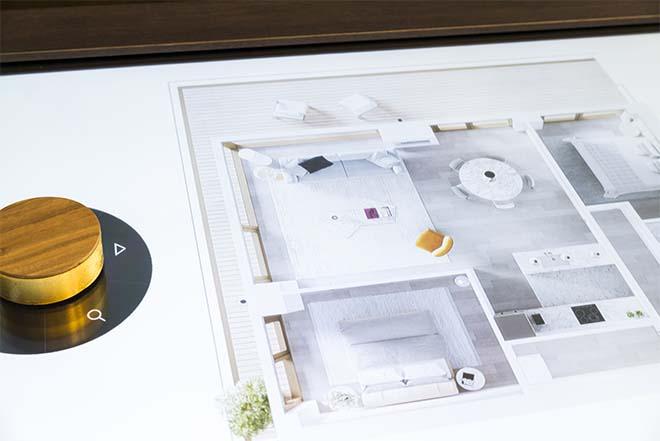 Nanopixel - Showreal, een interactieve tool voor de vastgoedsector