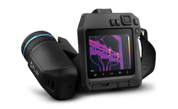 FLIR voegt nieuwe warmtebeeldcamera toe aan hoogwaardige T-serie