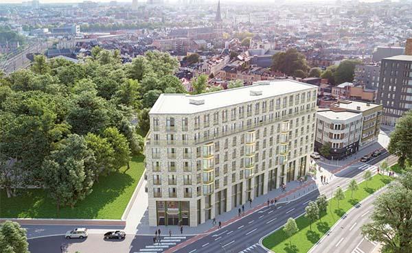 Al 60 procent van nieuw woonproject Zurenborg Poort verkocht