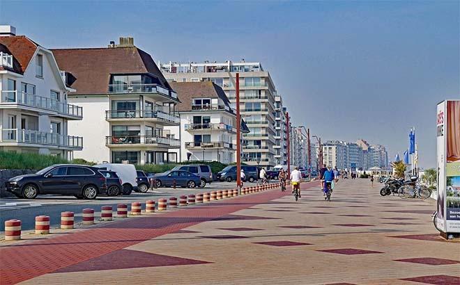 Bijna de helft van de Belgen woont in 2019 in een appartement