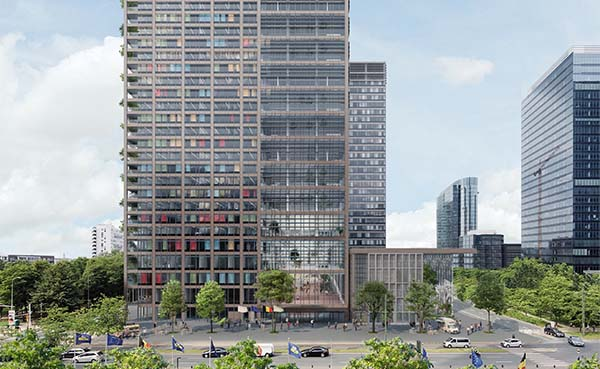 WTC Brussel Noord wordt ZIN in No(o)rd