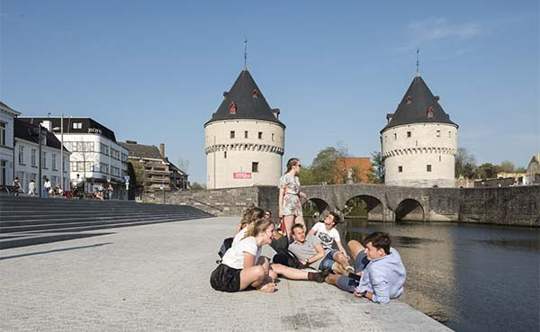 Kortrijk bekroond voor mooiste publieke ruimte van Vlaanderen