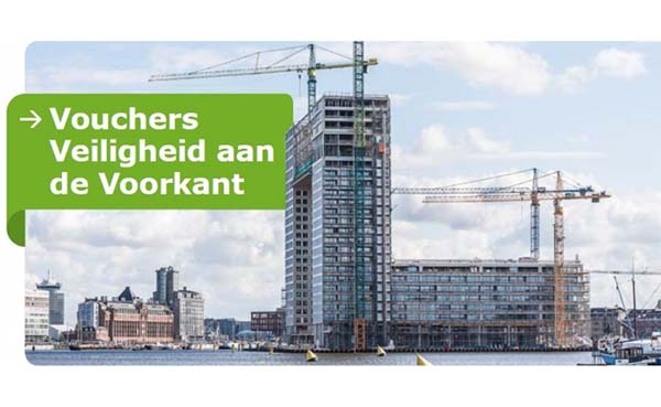 Veiligheid bouwplaats begint bij veilig ontwerp