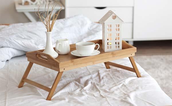 3 tips om een landelijke slaapkamer inrichten