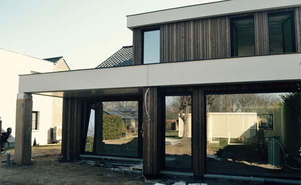 Renovatiedag: Uitbreiding met klasse in Zwijndrecht