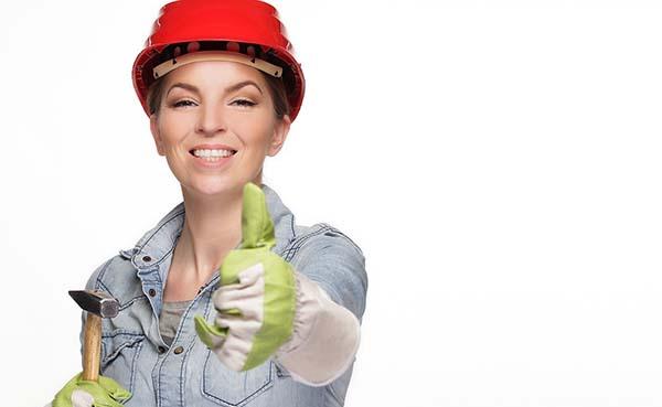 Confederatie Bouw wil meer vrouwelijke ondernemers en werknemers in de bouw