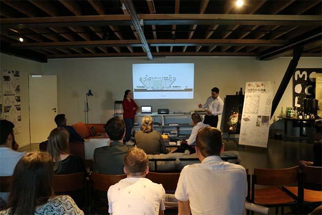 Architectuurstudenten UHasselt dingen mee naar internationale Multi Comfort Student prijs