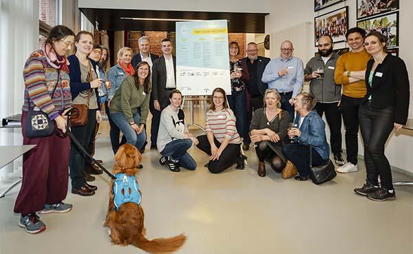 Bouw nieuw Cohousingproject in Wijnegem van start