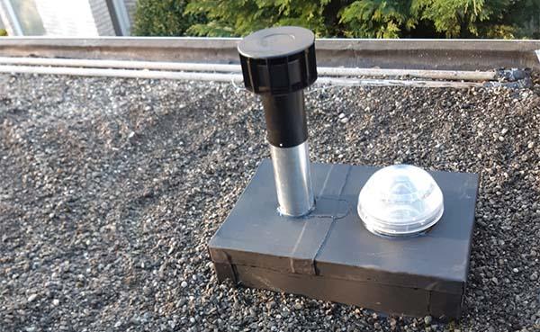 Daglicht en ventilatie in één systeem