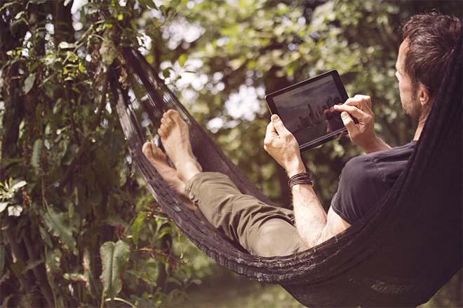 Snelle WiFi in de tuin dankzij devolo WiFi Outdoor