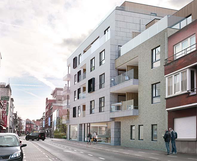 Project De Vaart in Hasselt