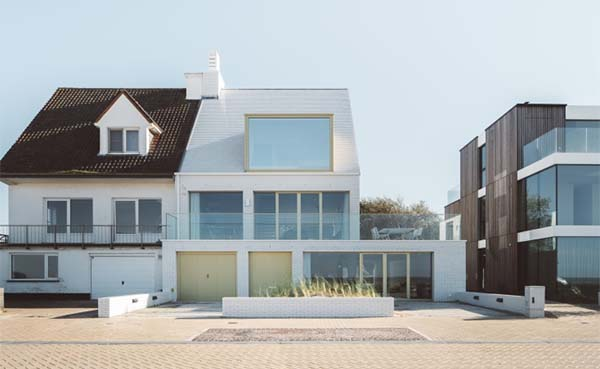 Renovatiedag: Haus am Zee