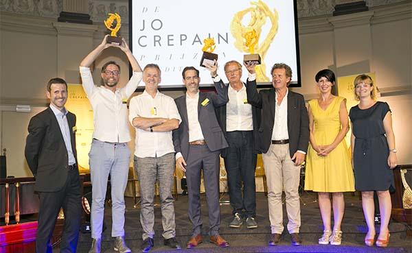 NAV maakt nominaties Jo Crepain Prijzen 2019 bekend