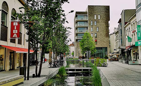 Studienamiddag stedelijke landschappen en natuurinclusief verdichten