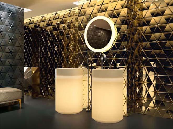 3D-wandpanelen voor een sensationeel effect