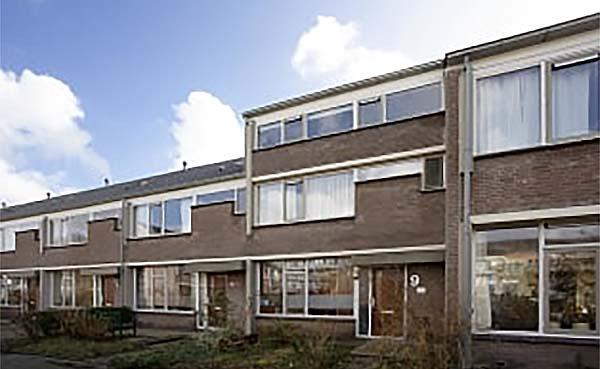 Vesteda en BAM Wonen hebben 79 woningen in Hoorn verduurzaamd
