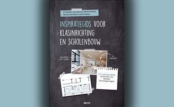 Inspiratiegids voor klasinrichting en scholenbouw
