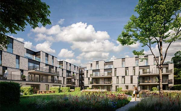 Woonproject Residentie Henriette in Leopoldsburg officieel ingehuldigd