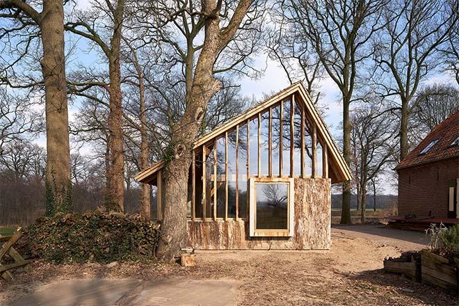 bouwen met de natuur - Hilberink Bosch Architecten