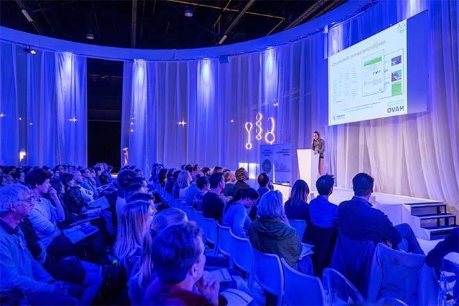 450 geïnteresseerden op seminaries rond circulair bouwen