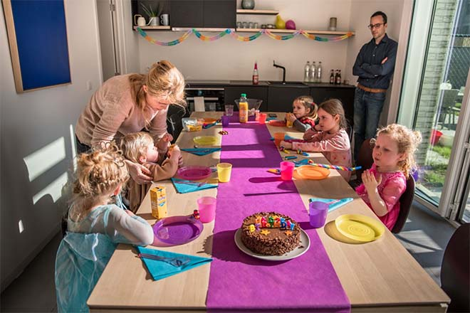 c-space: een buurthuis als stimulans voor sociale cohesie