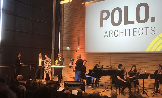 Jo Crepain Prijs 2019 - POLO Architects