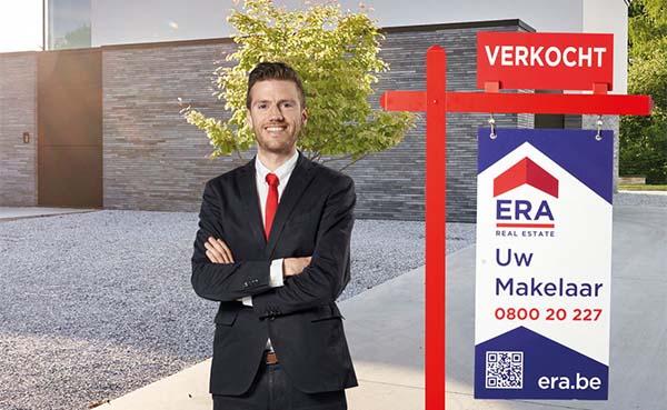 Johan Krijgsman is nieuwe CEO van ERA