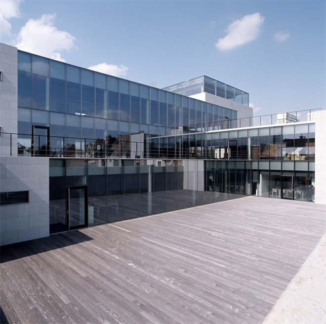 Belgisch architectenbureau laat ons straks gezonder werken dankzij nieuwe technologie