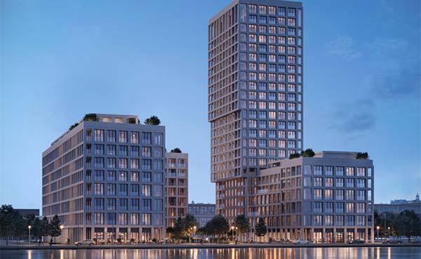 Grootste nieuwbouwproject van België is magneet voor internationale toparchitecten