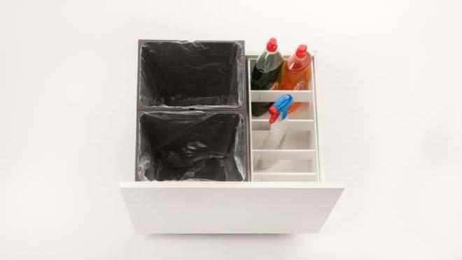Orgalux - Hoe afval ook mooi kan zijn in je keukenlade
