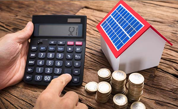 Tip: reken uit hoeveel jij kan besparen met zonnepanelen