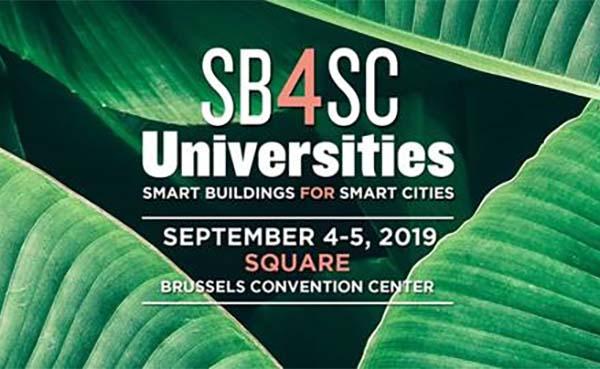 De niet te missen afspraak voor alles rond slimme gebouwen in de duurzame stad