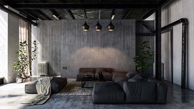 5 tips voor een industrieel interieur