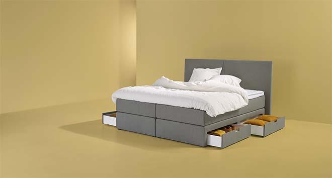 Een opgeruimde slaapkamer in drie stappen