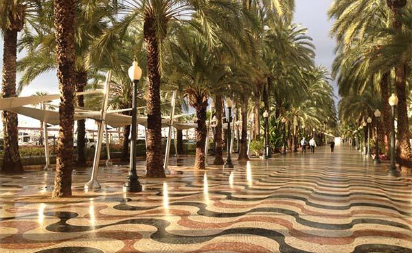 36 uur in Alicante