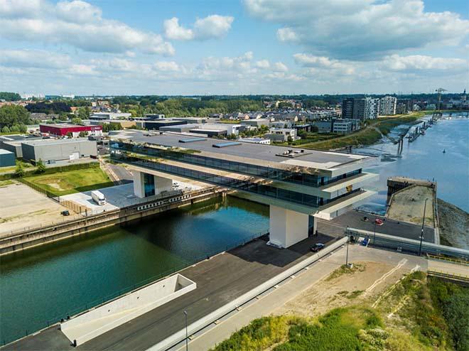 Nieuwe hoofdzetel van Cordeel: Een brug naar de toekomst